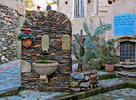 Le fontane di Belmonte Calabro, nel cosentino