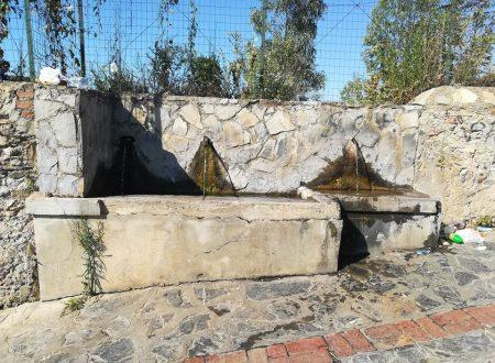 Le fontane di San Lorenzo del Vallo, nel cosentino