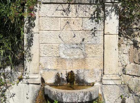 Le fontane di Santa Caterina dello Ionio, nel catanzarese