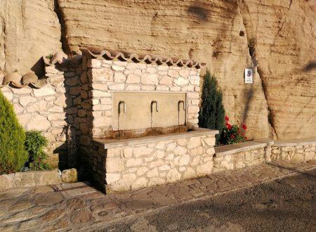 Le fontane di Savuto, frazione di Cleto, nel cosentino