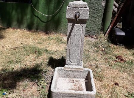 Le fontane di Silvana Mansio nel cosentino